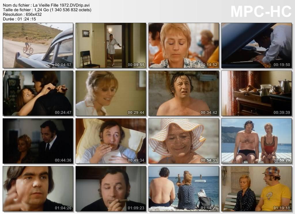La Vieille Fille (1972)