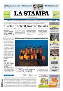 La Stampa Imperia e Sanremo - 30 Gennaio 2019