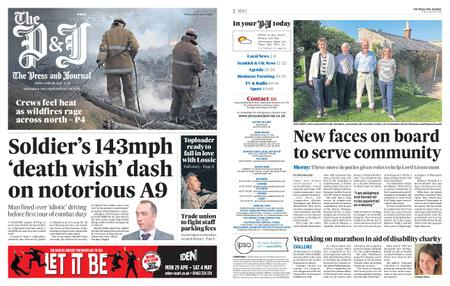 The Press and Journal Moray – April 26, 2019
