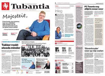 Tubantia - Enschede – 19 september 2017