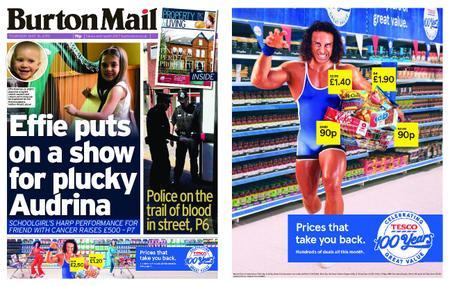Burton Mail – May 16, 2019