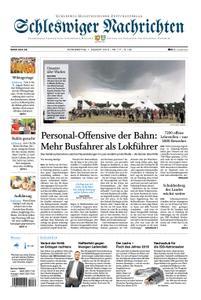 Schleswiger Nachrichten - 01. August 2019