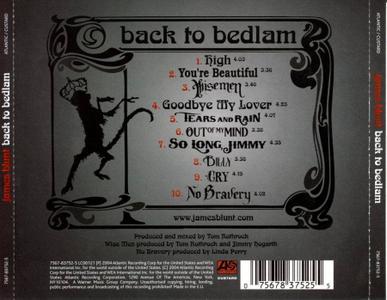 James Blunt - Back To Bedlam (2004)