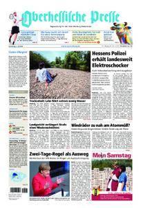 Oberhessische Presse Marburg/Ostkreis - 05. Juli 2018