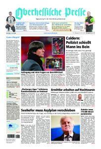 Oberhessische Presse Marburg/Ostkreis - 12. Juni 2018