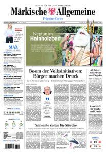 Märkische Allgemeine Prignitz Kurier - 26. August 2019