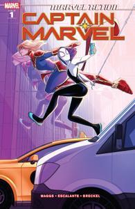 Marvel Action Captain Marvel 001 (2021) (Digital) (Zone-Empire