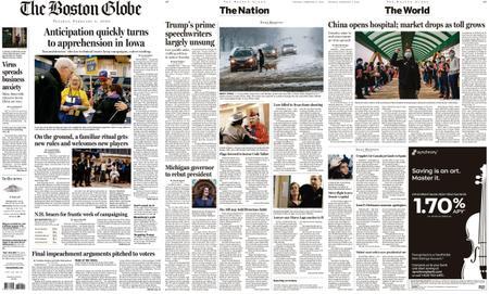 The Boston Globe – February 04, 2020