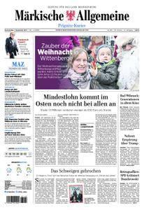 Märkische Allgemeine Prignitz Kurier - 07. Dezember 2017