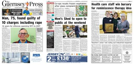 The Guernsey Press – 14 November 2019
