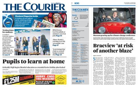 The Courier Fife – November 28, 2020