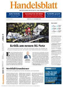 Handelsblatt - 27. November 2018