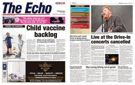 Evening Echo – July 22, 2020