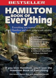 Hamilton Book of Everything Everything You Wanted to Know About Hamilton and Were Going to Ask An...