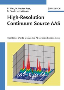 High-Resolution Continuum Source AAS: The Better Way to Do Atomic Absorption Spectrometry (Repost)