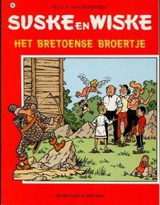 Suske En Wiske - 192 - Het Bretoense Broertje