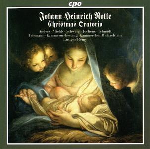 Ludger Remy, Telemann-Kammerorchester Michaelstein, Kammerchor Michaelstein - Rolle: Christmas Oratorio (1997)