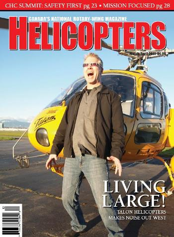Helicopters Magazine March/April 2011