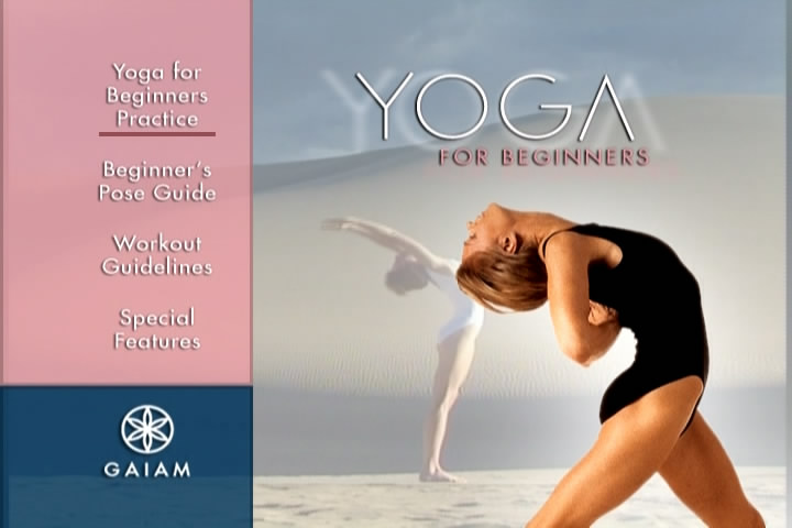 Patricia Walden - Yoga for beginners [repost]