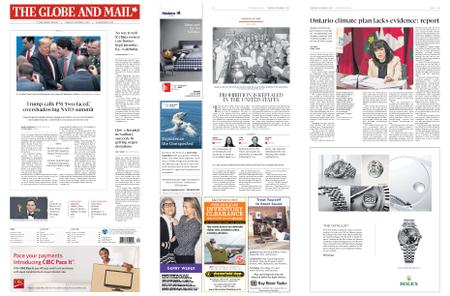 The Globe and Mail – December 05, 2019