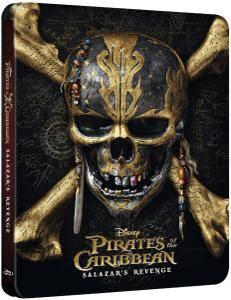Pirati dei Caraibi: La vendetta di Salazar / Pirates of the Caribbean: Dead Men Tell No Tales (2017)