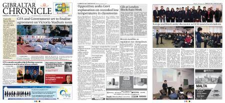 Gibraltar Chronicle – 17 January 2018