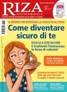 Riza Psicosomatica N.386 - Aprile 2013