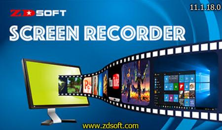 ZD Soft Screen Recorder 11.1.19 + Portable