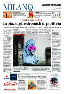 Corriere della Sera Milano – 28 ottobre 2020