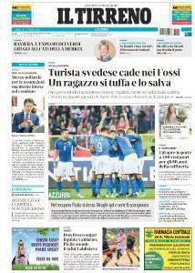 Il Tirreno Livorno - 15 Ottobre 2018