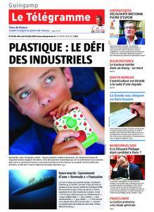 Le Télégramme Guingamp – 10 juillet 2019
