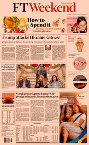 Financial Times Europe – 16 November 2019