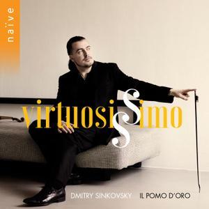 Dmitry Sinkovsky, Il Pomo d'Oro - Virtuosissimo (2019) [Official Digital Download 24/88.2]