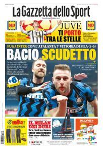 La Gazzetta dello Sport Cagliari - 9 Marzo 2021