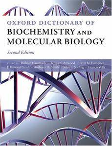Oxford Dictionary of Biochemistry and Molecular Biology (Repost)