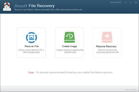 Jihosoft File Recovery 8.29 Multilingual