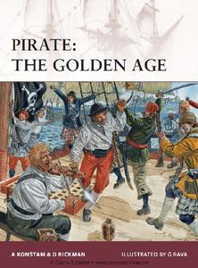 Pirate: The Golden Age (Osprey Warrior 158)