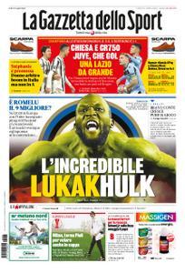 La Gazzetta dello Sport Roma – 03 dicembre 2020