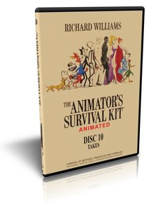 Animator's Survival Kit Animated Volume 10