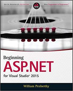 Beginning ASP.NET for Visual Studio 2015 (Repost)