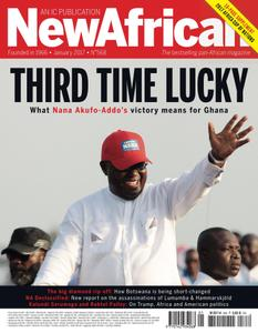 New African - January 2017