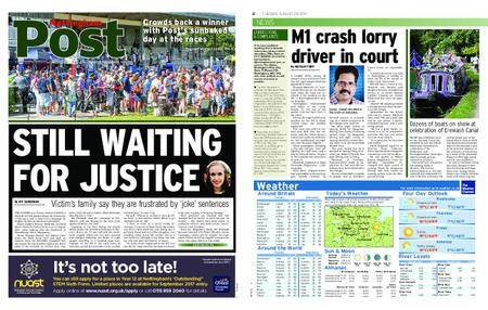 Nottingham Post – August 29, 2017