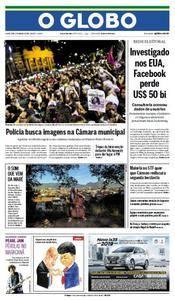 O Globo - 21 Março 2018 - Quarta