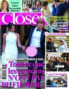 Closer France - 25 mai 2018