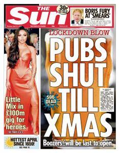 The Sun UK - 20 April 2020