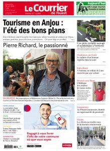 Le Courrier de l'Ouest Angers – 28 juin 2020