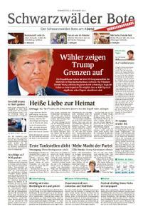 Schwarzwälder Bote Hechingen - 08. November 2018