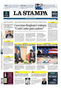 La Stampa Torino Provincia e Canavese - 27 Agosto 2020