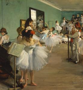 The Art of Edgar Degas