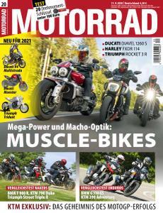 Motorrad - 11 September 2020